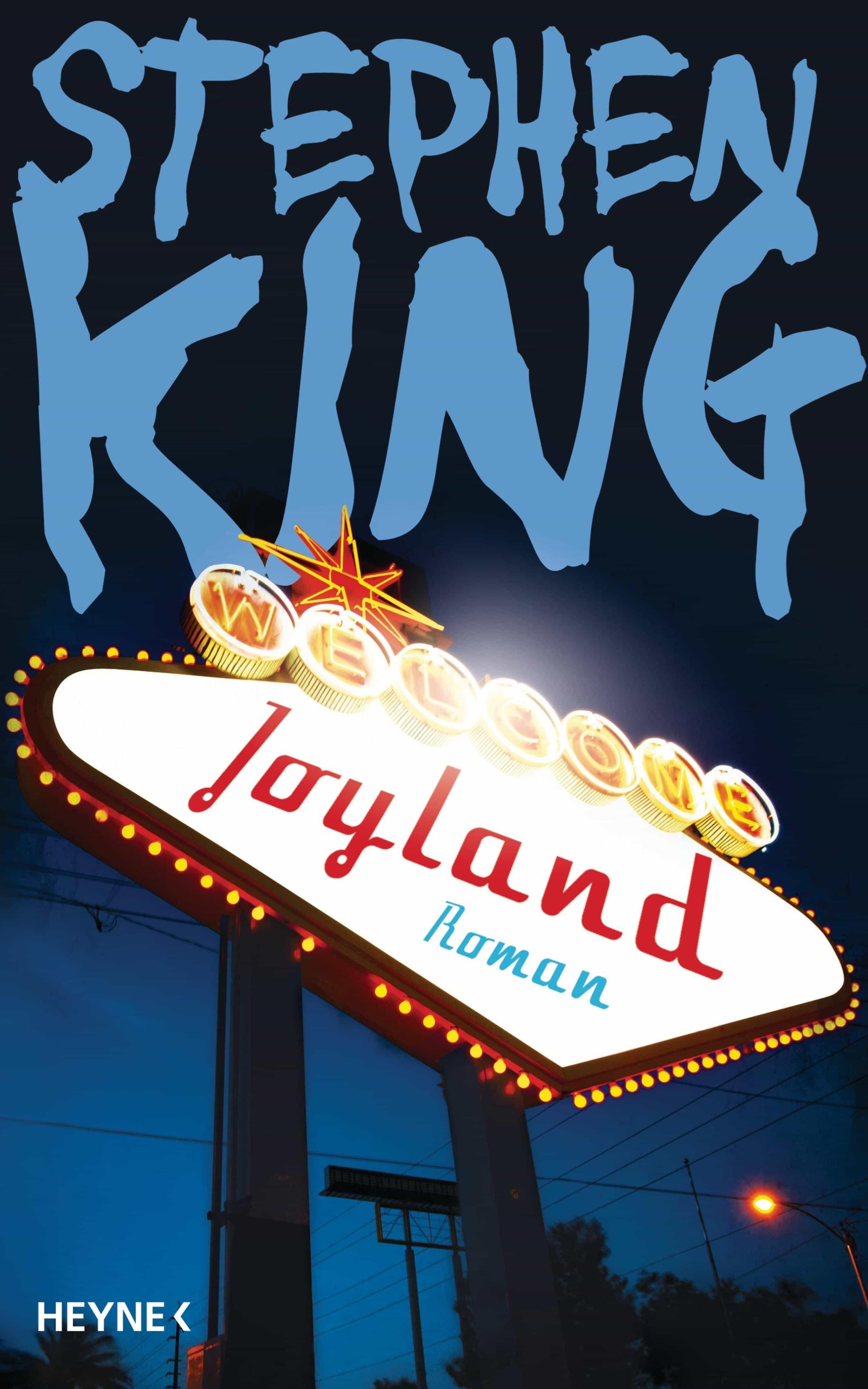 Joyland Stephen King Pdf