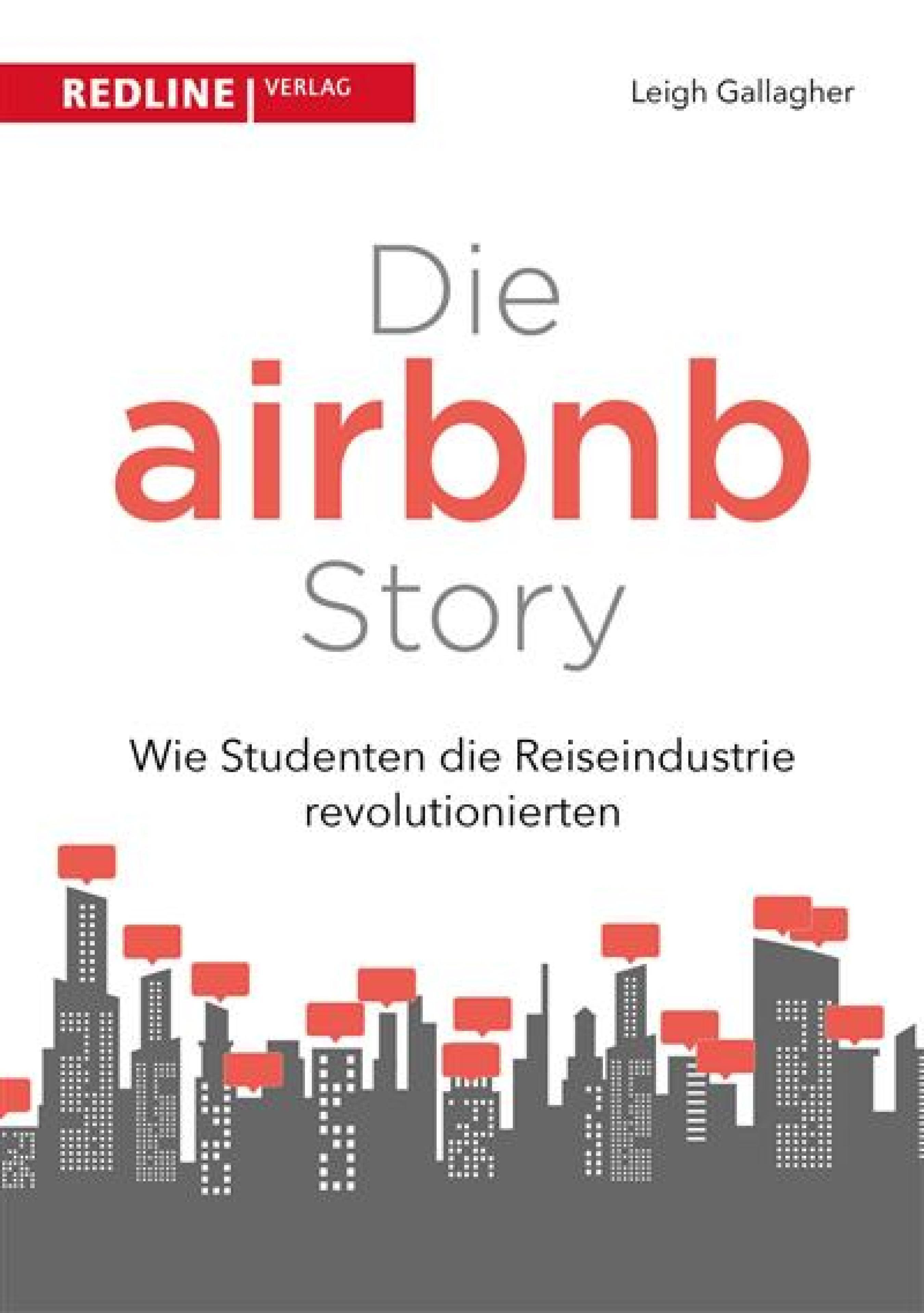 Die Airbnb-story   por Leigh Gallagher epub