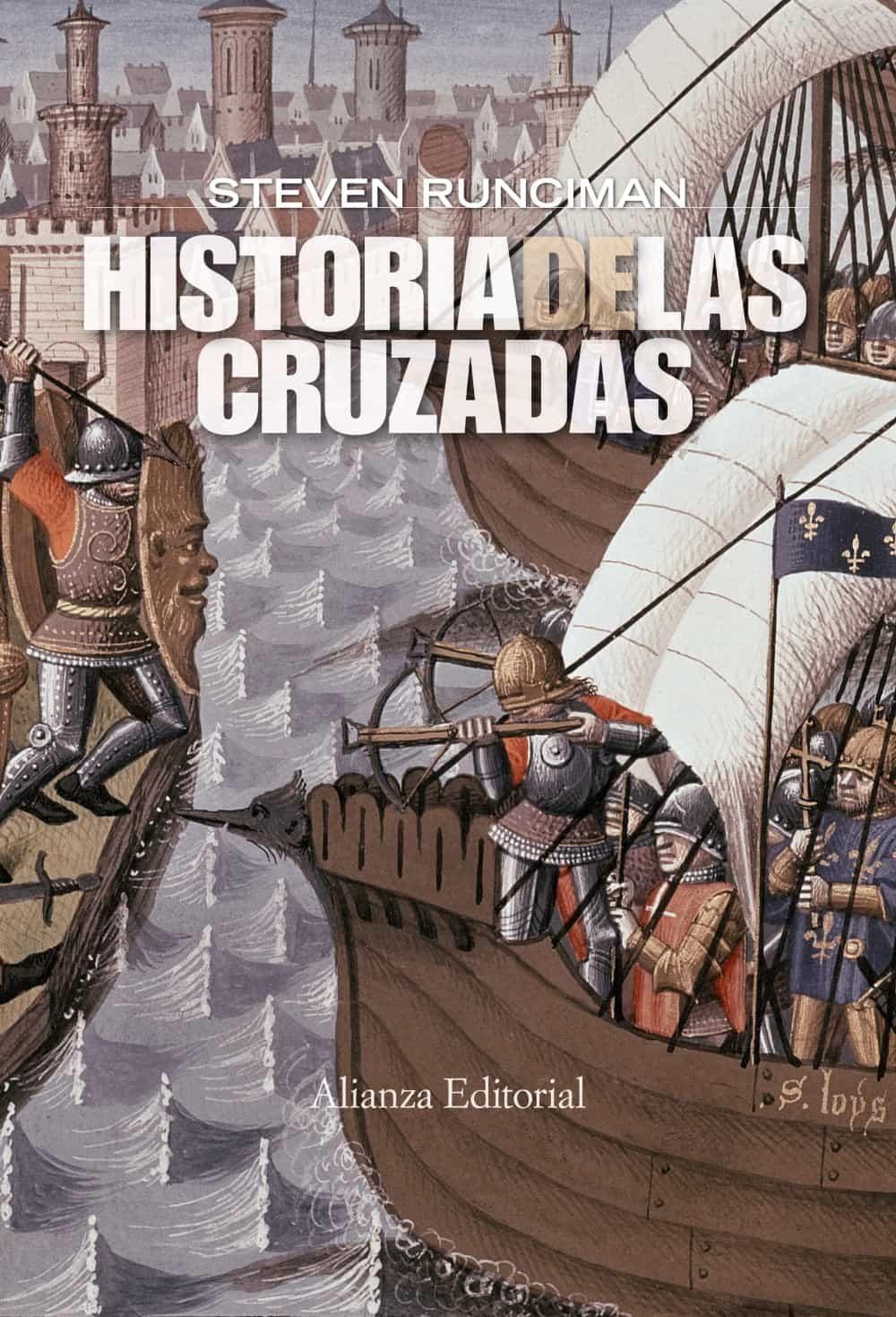 historia de las cruzadas-steven runciman-9788420668475