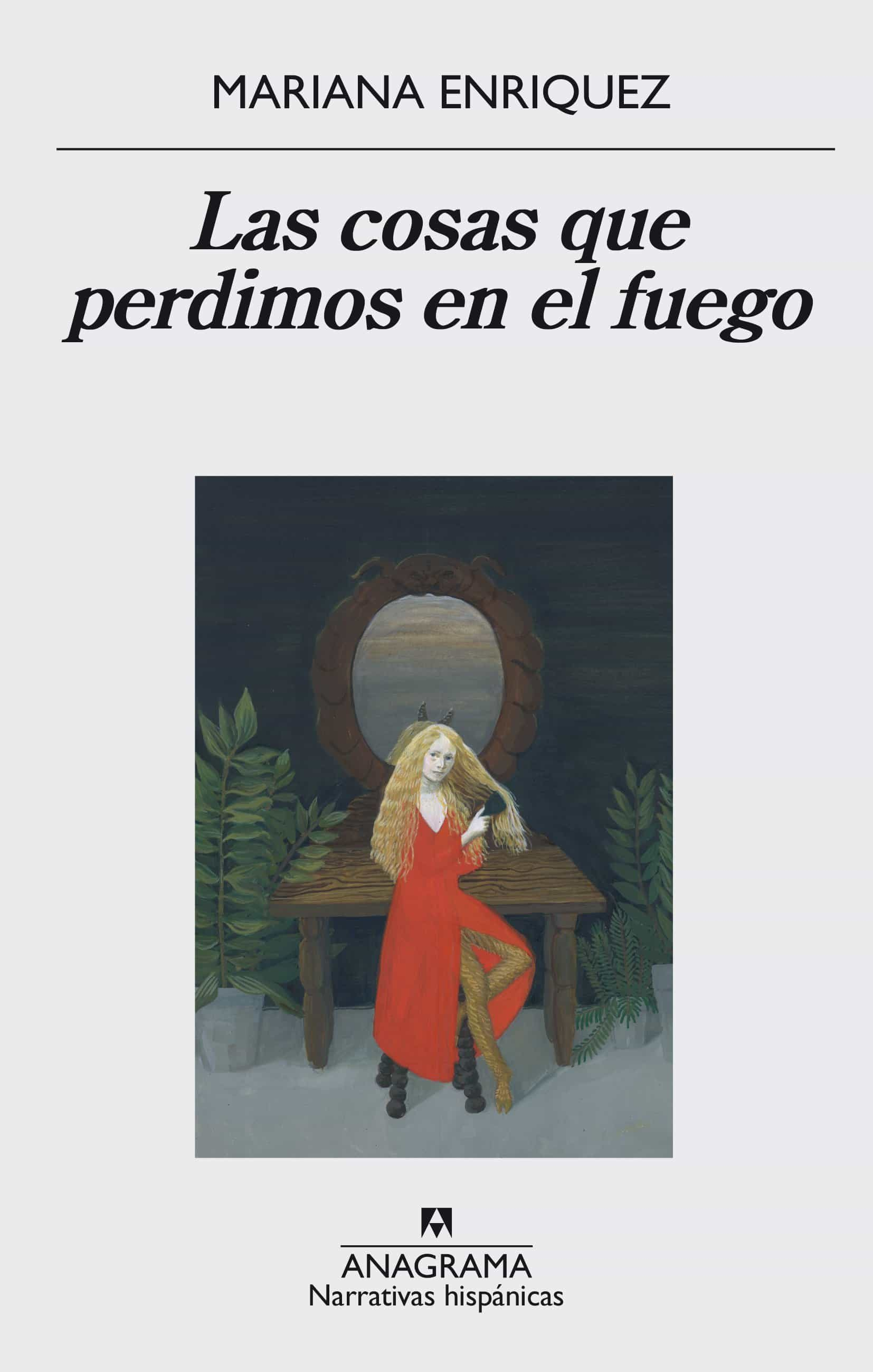 las cosas que perdimos en el fuego (ebook)-mariana enriquez-9788433936875