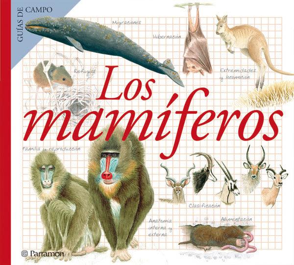 Los Mamiferos, Guias De Campo por Vv.aa. epub