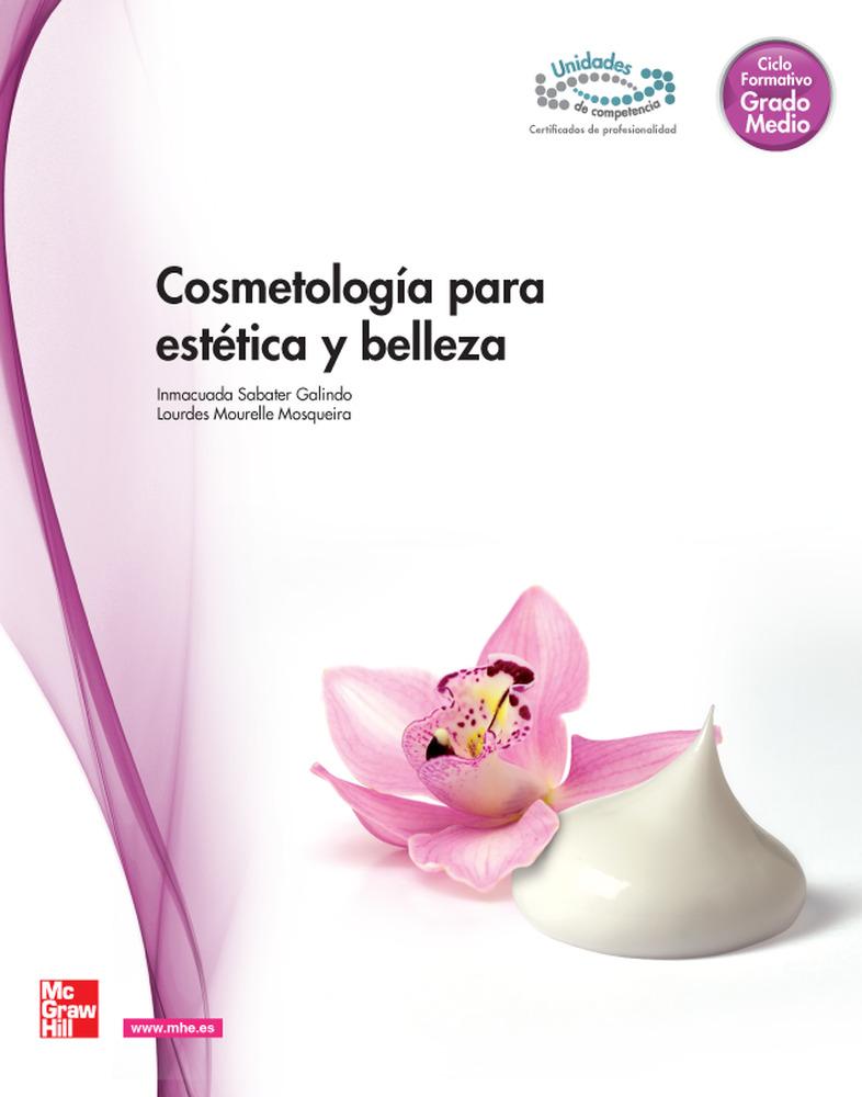cosmetología para estética y belleza. grado medio. (técnico en estética y belleza.)-9788448180775