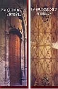 Una Arquitectura Gotica Mediterranea (2 Vols.) por Eduard Mira