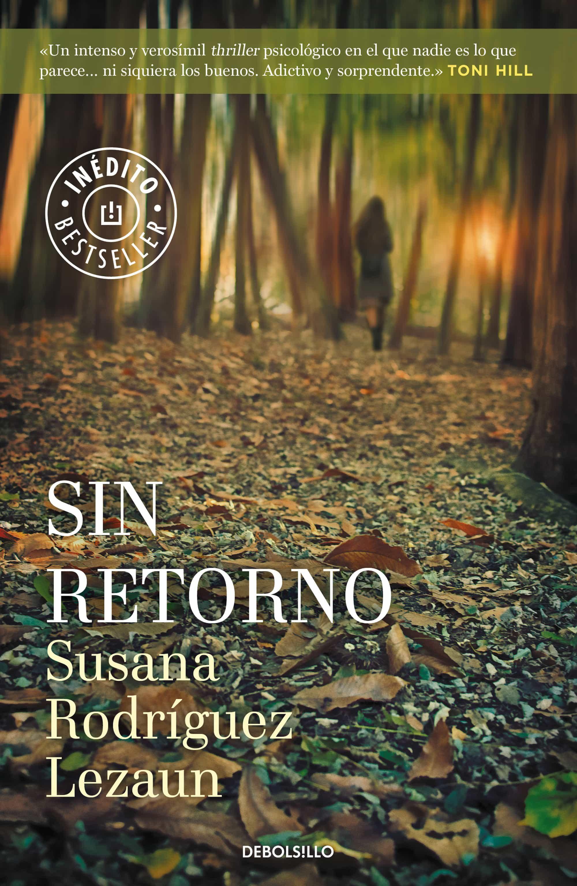 sin retorno (ebook)-susana rodriguez lezaun-9788466328975