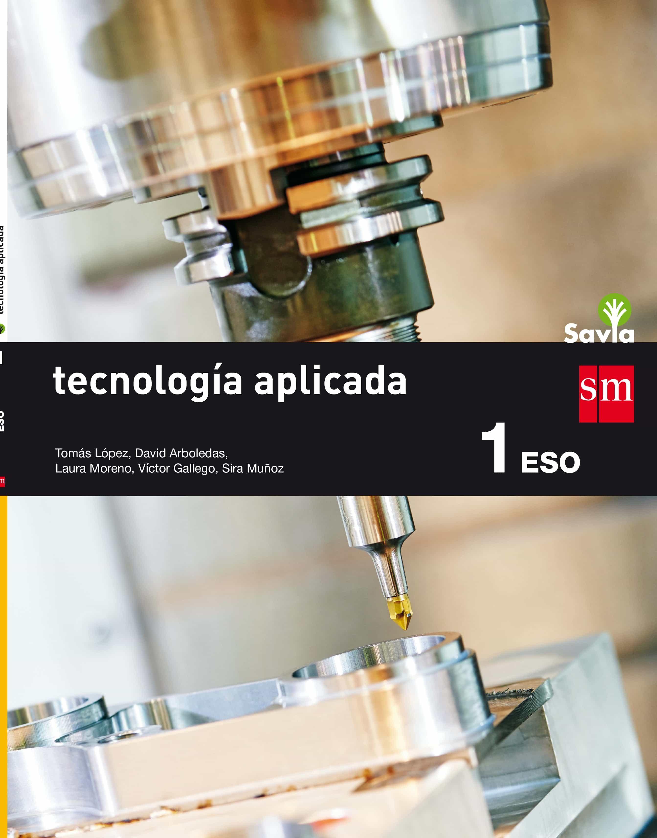 TECNOLOGÍAS 1º ESO SAVIA 16 (ANDALUCÍA) | VV.AA. | Comprar libro ...