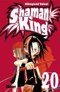 shaman king nº 20-hiroyuki takei-9788483571675
