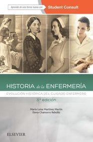 Historia De La Enfermería 3. Ed. por M.l. Martinez Martin
