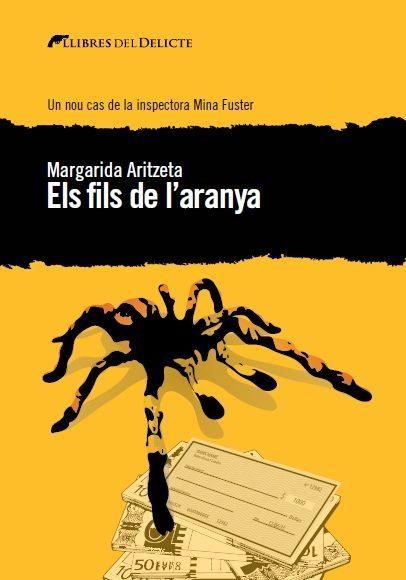 Resultat d'imatges de Els fils de l'aranya de Margarida Aritzeta
