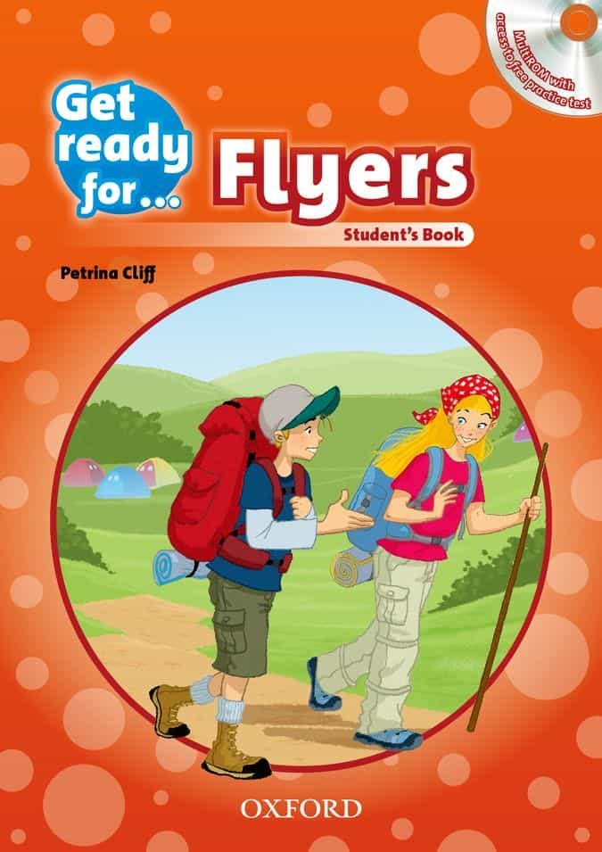 get ready for flyers student s book and audio cd pack vv aa
