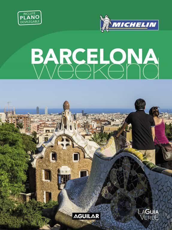 barcelona (la guía verde weekend 2016)-9788403515185