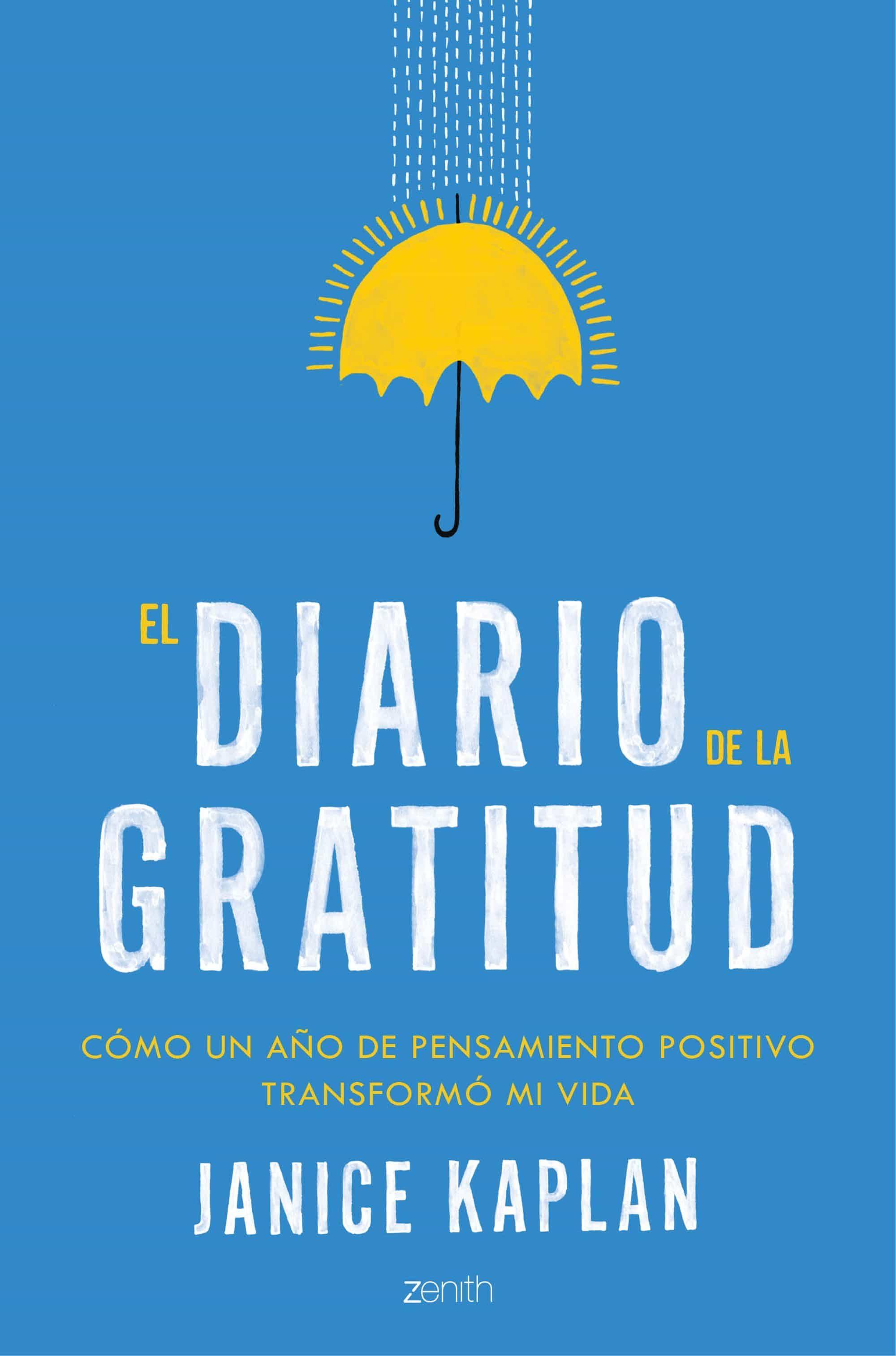 el diario de la gratitud: como un año de pensamiento positivo transformo mi vida-janice kaplan-9788408148685