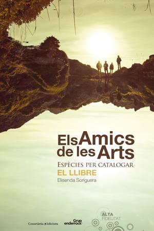els amics de les arts: especies per catalogar-9788415456285