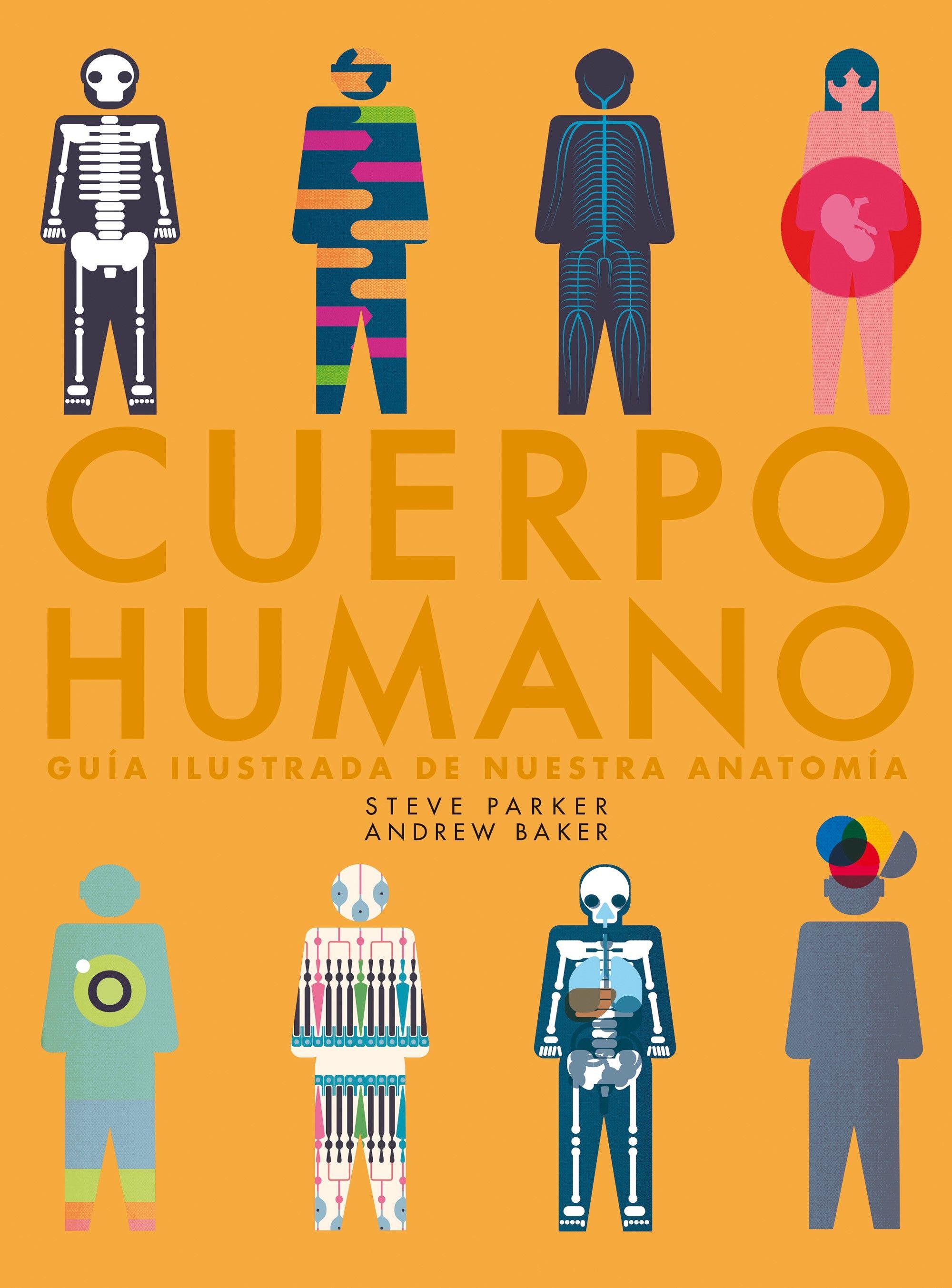 CUERPO HUMANO: GUIA ILUSTRADA DE NUESTRA ANATOMIA | STEVE PARKER ...
