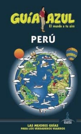 peru 2016 (guia azul)-9788416766185