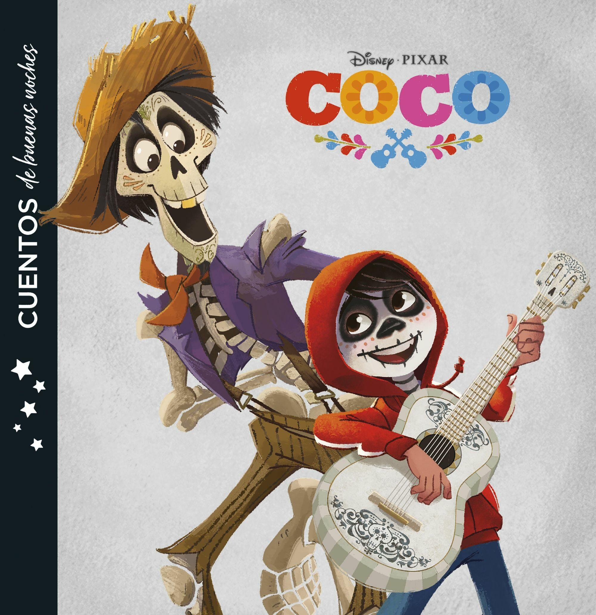 Coco: Cuentos De Buenas Noches por Disney