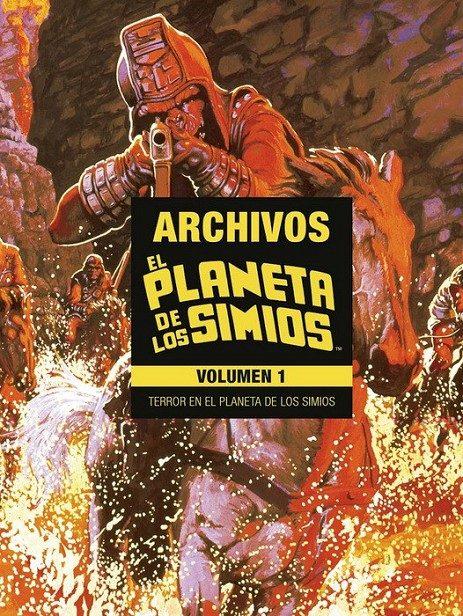 El Planeta De Los Simios. Archivos. Vol. 1 (limited Edition) por Vv.aa.