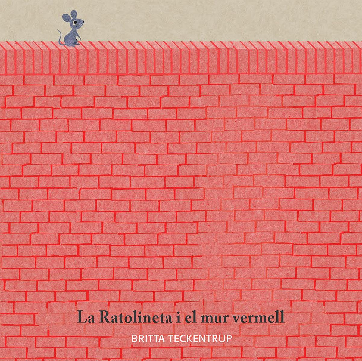 Resultat d'imatges de Ratolineta i el mur vermell