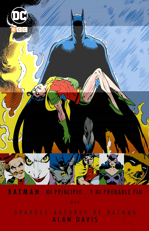 Grandes Autores De Batman: Alan Davis (vol. 01) (2ª Ed.) por Mike W. Barr