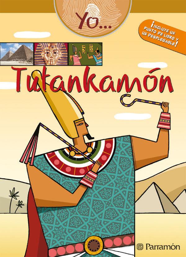 Resultado de imagen de yo...tutankamon