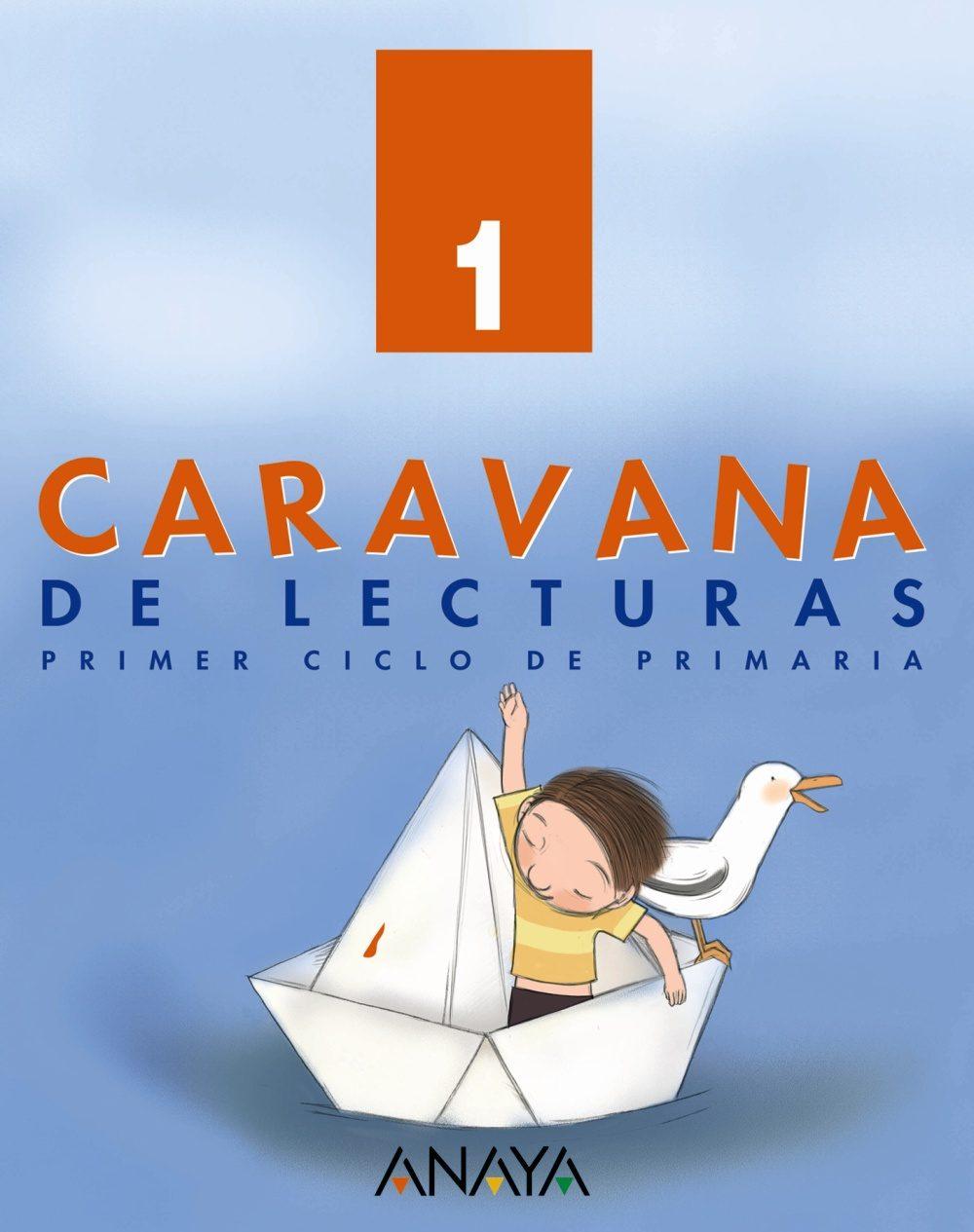 descargar CARAVANA DE LECTURAS 1 (PRIMARIA) (ED. 2004) pdf, ebook