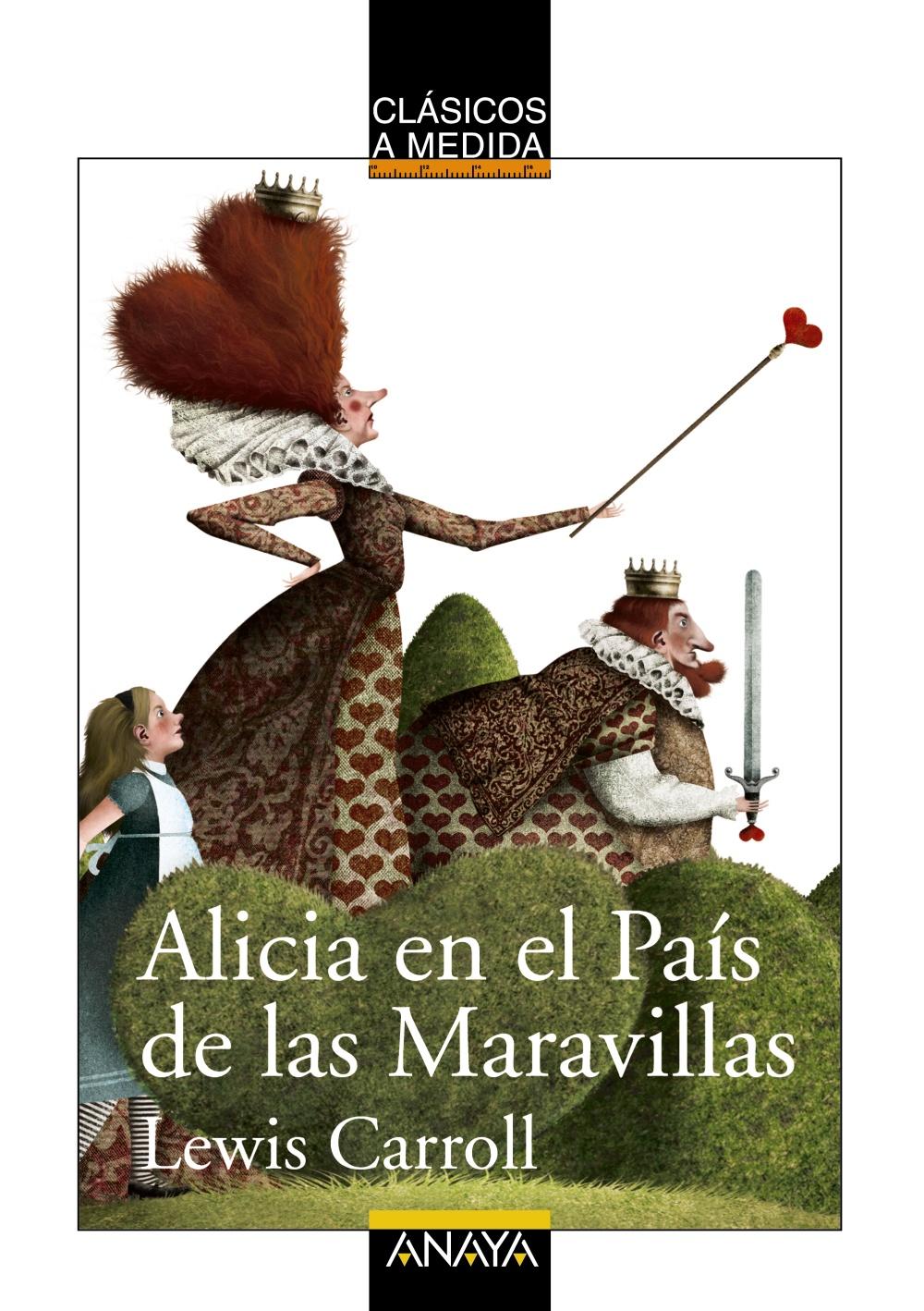 Alicia En El Pais De Las Maravillas por Lewis Carroll