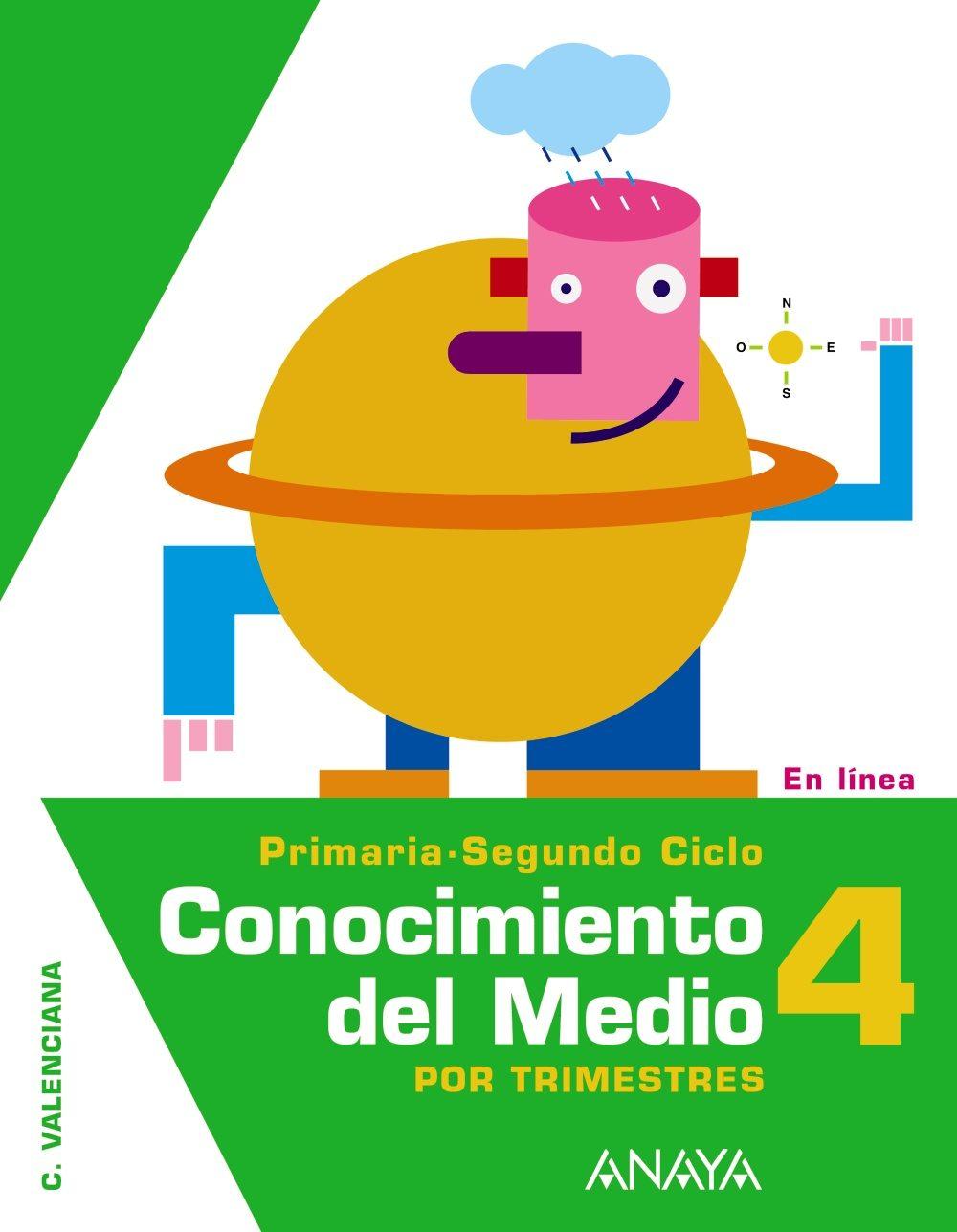 CONOCIMIENTO DEL MEDIO 4º EDUCACIÓN PRIMARIA SEGUNDO CICLO ...