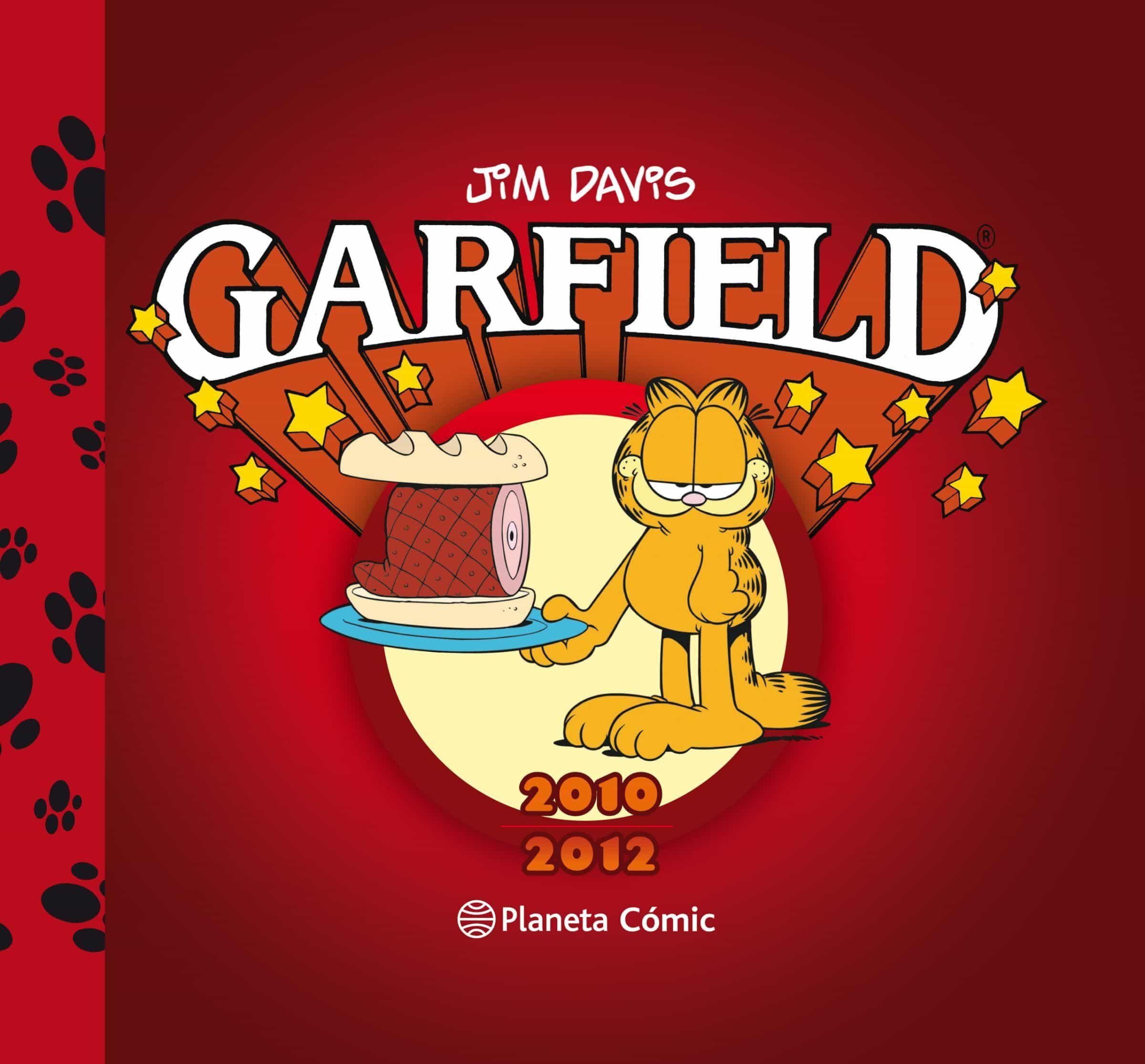 garfield 17-jim davis-9788468477985