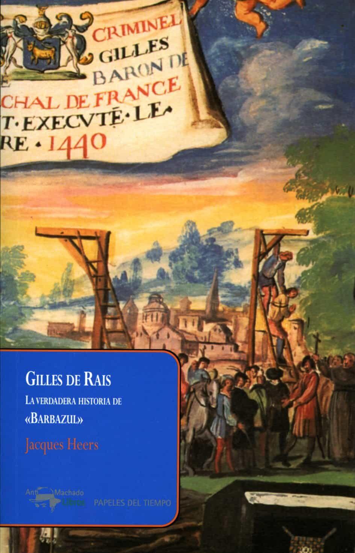 descargar GILLES DE RAIS pdf, ebook