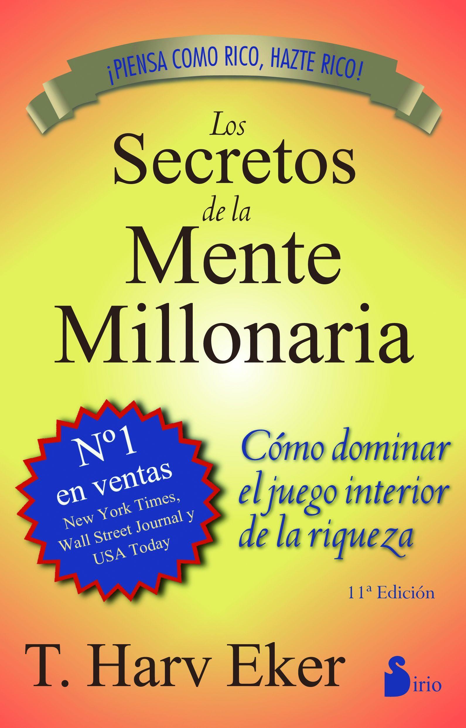 LOS SECRETOS DE LA MENTE MILLONARIA (EDICION ESPECIAL) | T. HARV ...
