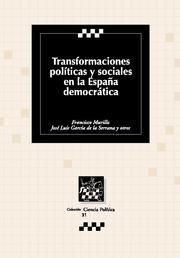 Transformaciones Politicas Y Sociales En La España Democratica por Vv.aa. epub