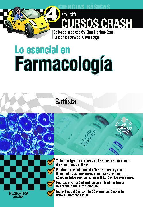 Lo Esencial En Farmacologia por Eric Battista