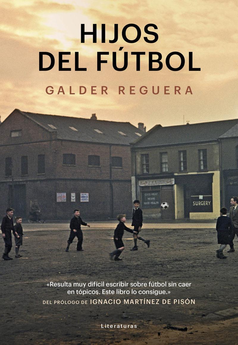 Libro Hijos del fútbol