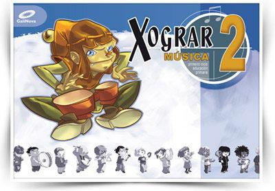 Xograr 2: Musica (educacion Primaria) por Vv.aa. epub