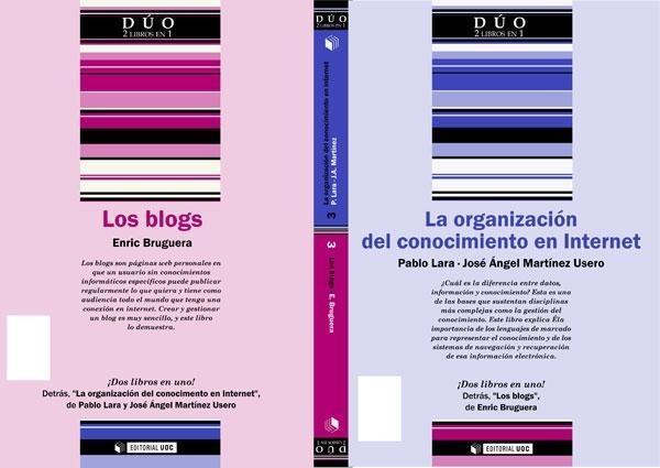 Los Blogs Y La Organizacion Del Conocimiento por Enric Bruguera Gratis