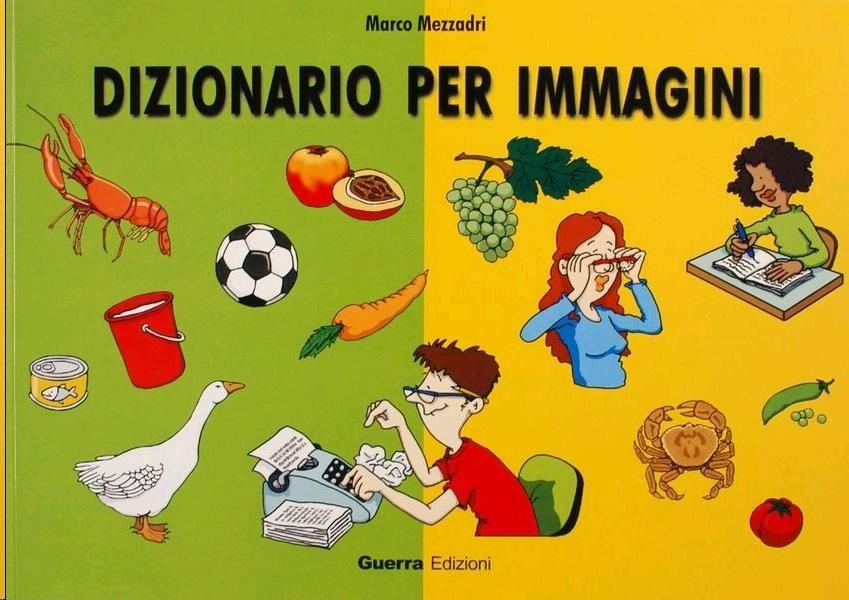 Dizionario Per Immagini por Marco Mezzadri epub