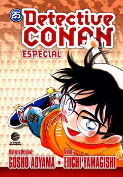 Detective Conan: Especial Nº 25 por Gosho Aoyama