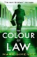 The Colour Of Law por Mark Gimenez