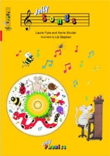 jolly songs  (series: jolly phonics s.)-9781844140695