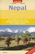 Nepal 1:480000 / 1:1500000 por Vv.aa. epub