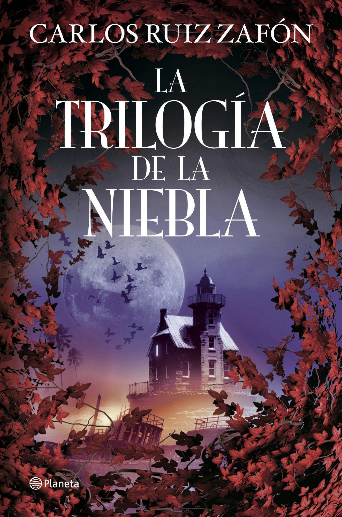 La Trilogia De La Niebla por Carlos Ruiz Zafon