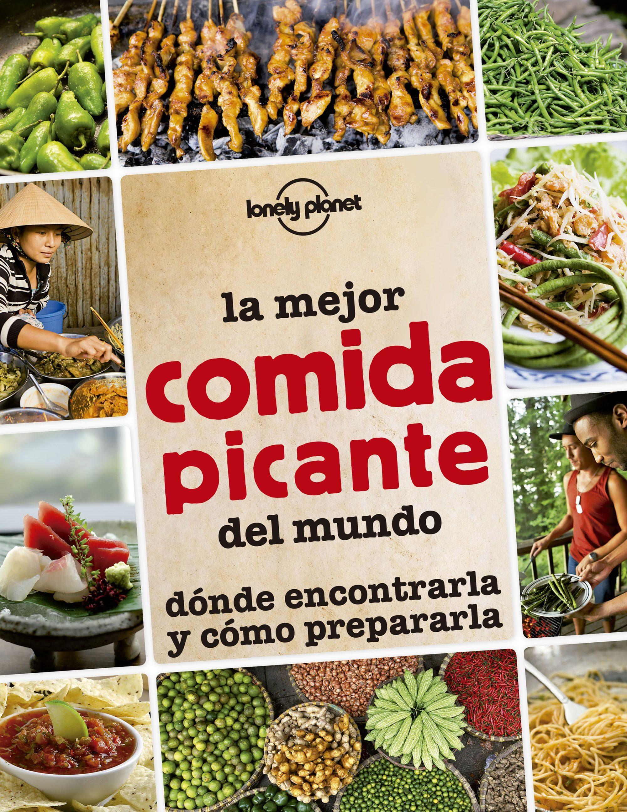 la mejor comida picante del mundo (lonely planet)-9788408145295