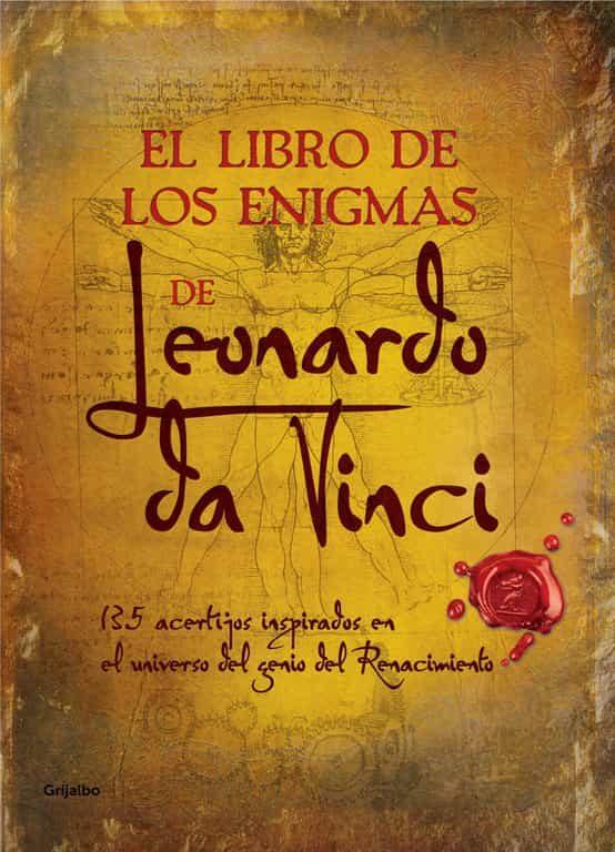 (pe) el libro de los enigmas de leonardo da vinci-r. w. galland-9788415989295