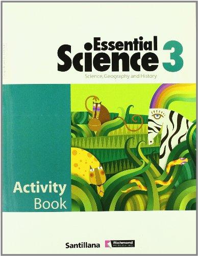Essential Science 3: Activity Book por Vv.aa.
