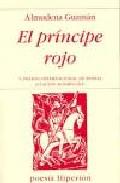 El Principe Rojo (v Premio Internacional De Poesia