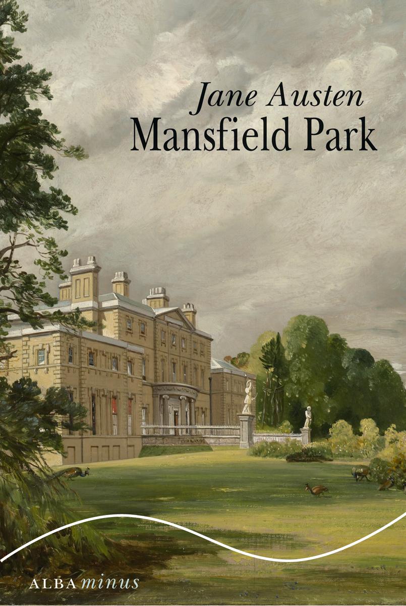 Resultado de imagen de mansfield park libro