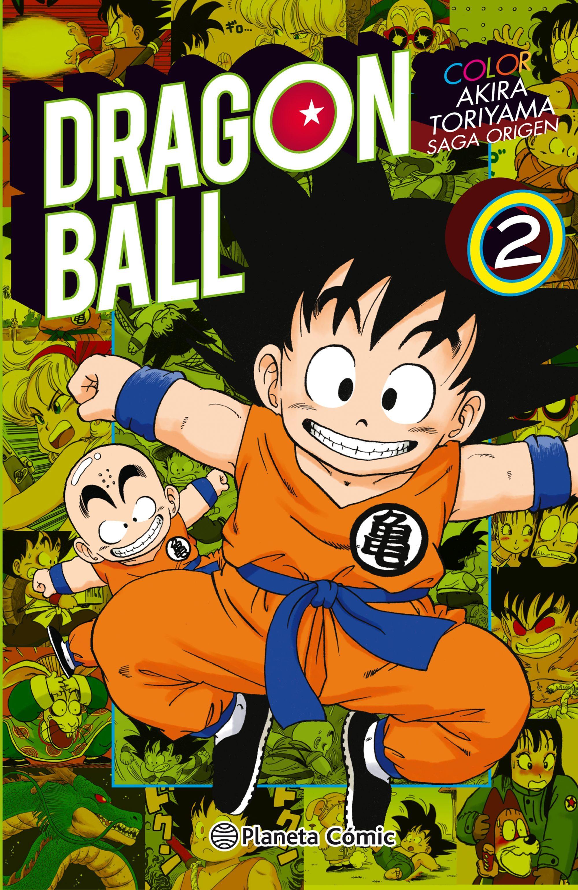 dragon ball color origen y red ribbon nº 02/08 (ebook)-akira toriyama-9788491731795