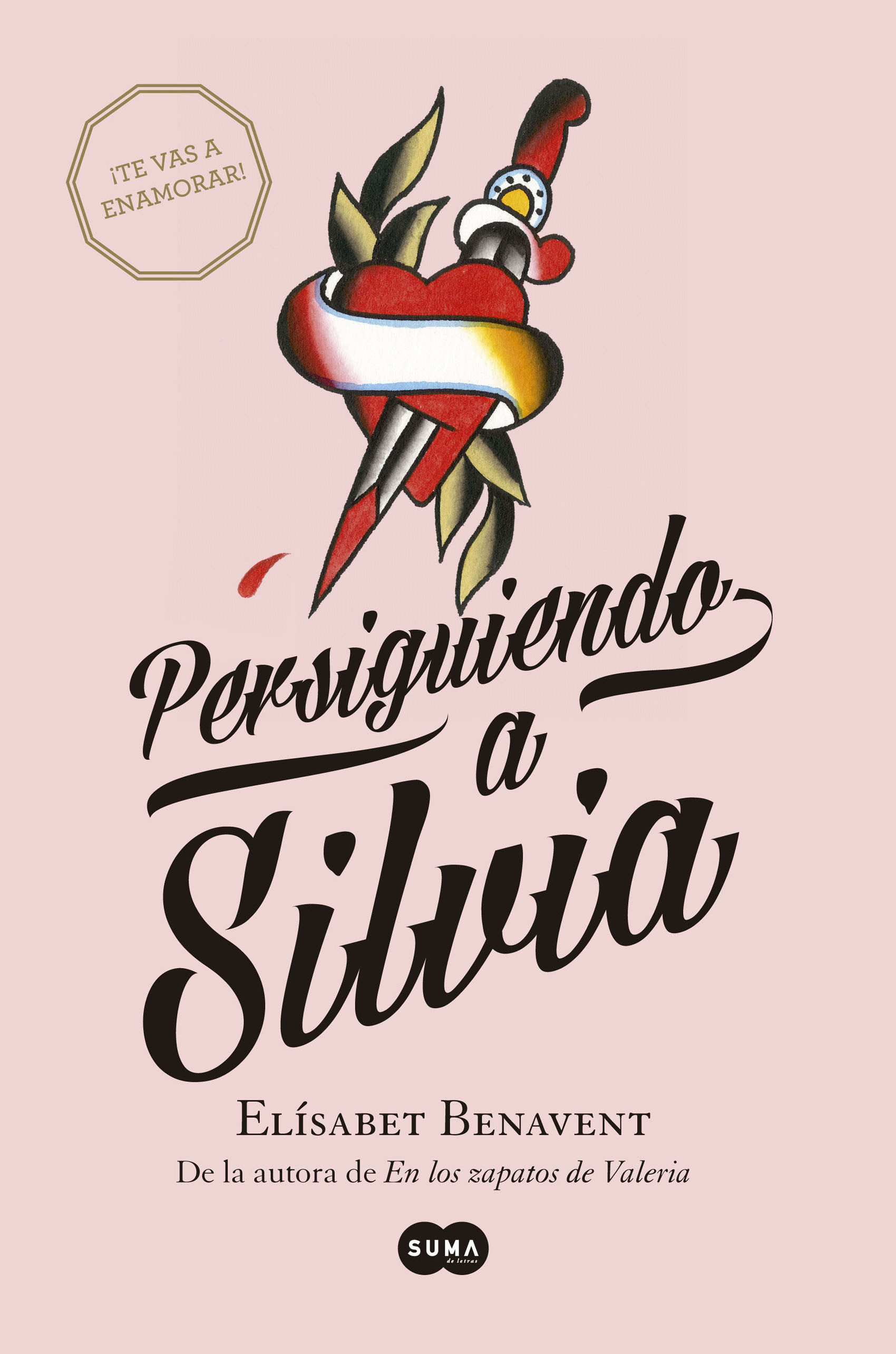 Persiguiendo A Silvia (saga Silvia 1)   por Elisabet Benavent