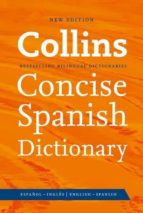 collins concise spanish dictionary 9780007369805