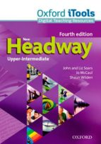 new headway upper intermediate itools (4ª ed) 9780194718905