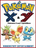 pokémon x und y spielführer (ebook)-9781507189405